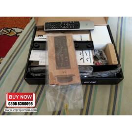 Formuler S Turbo Pro 4K UHD H265 Satellite & IPTV receiver