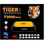 Tiger T3000 Mega 4K Receiver